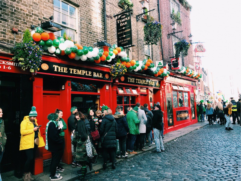 Travel Tips and Tricks: Dublin for St. Patrick's Day