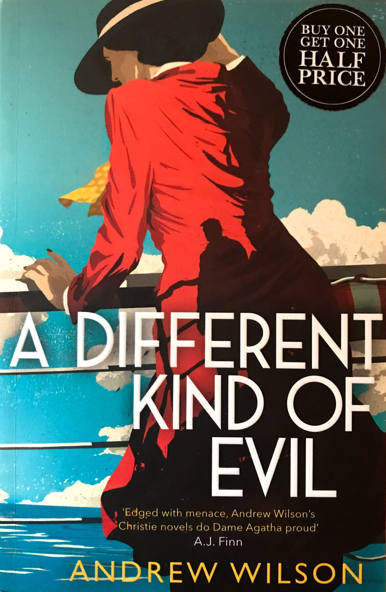 Book of the Month: A Different Kind of Evil